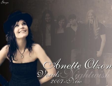 Anette Olzon by Pioson