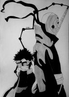 Tobi/Obito(finally finished) by Killua99Levi