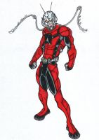 Marvel Revolt: Ant Man by FrischDVH