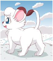 Kimba the White Lion by pichu90