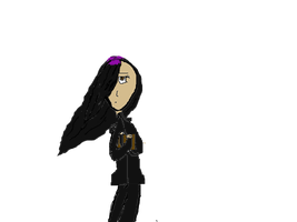 Jett Black(Main charFrom Abandoned for a Gangster) by Frozen-x-Rain