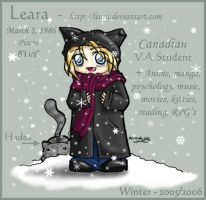 Winter ID - fixed by Leara