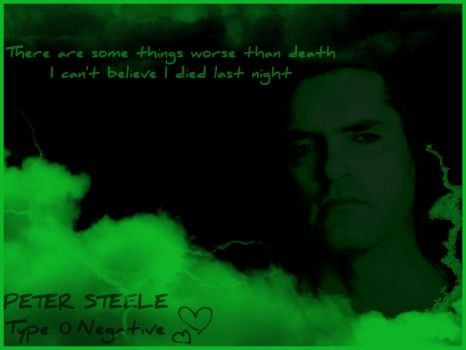 Peter Steele Background vol 1 by EmmiP