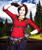 Claire Redfield by mk-re55