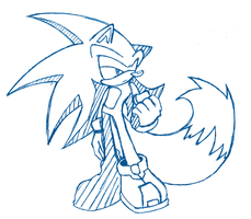 Sonic Riders Sin -ver1 by SinRainyday666