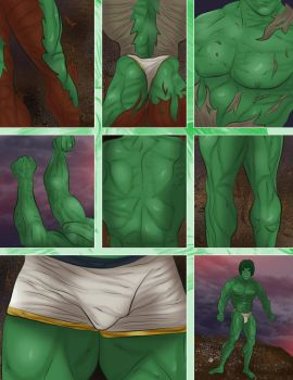 The Hulk! 3 by SHrrrrrriiipfan