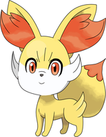 Fennekin by sicklequill8384
