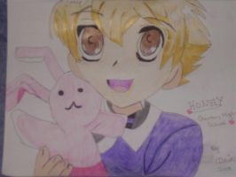 Ouran High School Honey by angelic-cat15