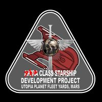 ISS Akira Class Patch by HowlingWolf79