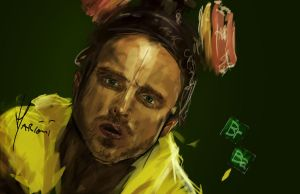 Pinkman by PattPenner