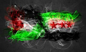 Palestine AND Syria ... Are One by NestireY