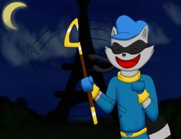 Sly Cooper Cane Spin GIF by RayBro16