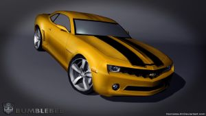 BUMBLEBEE Camaro 2010 by Hercool