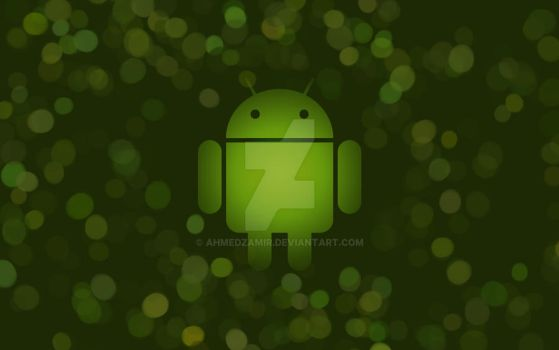 Abstract Android by AhmedZamir