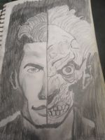 Two-face(1) by mrlumberstack