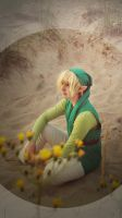 Link Cosplay - The Adventures awaits! by Hukkis