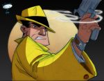 Dick Tracy by AdamMasterman