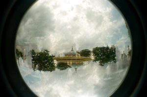 palace fisheye by raleene