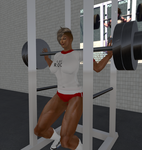 25 Ton Weights! by TheLadyRock