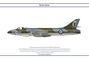 Hunter GB 20 Sqn by WS-Clave