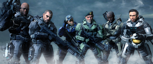 SPARTAN Group L4D by LordHayabusa357