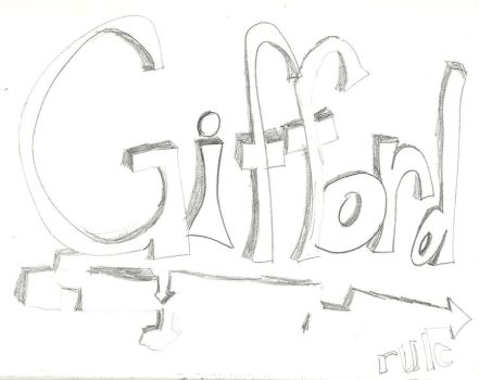 My name by gifford213fun