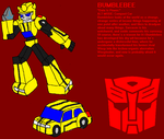Nexus REVISED Bumblebee Profile by InvaderToum