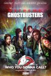 Movie Poster - Extreme Ghostbusters Live Action by KuRo-04-TsuKi