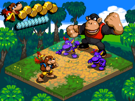 Super Banjo-Kazooie RPG by SovanJedi