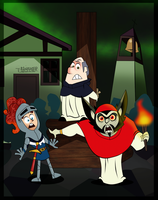 Weekly contest winner Witchhunt by toongrowner