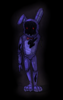 Faceless Bonnie by Maria-Ben