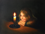Candle by DRKyz