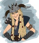 How To Train Your Dragon 2 - Tuffnut by propimol