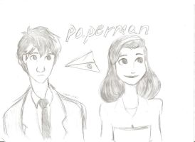 Paperman by odairwho