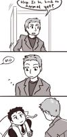Supernatural: The Adventures of Cas the Cat 3 by Innocent-raiN