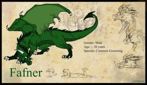 Charactersheet - Fafner by Lupuna