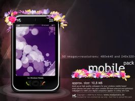Windows Mobile Wallpack No.2 by MadPotato