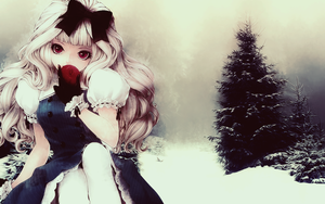 Alice in the Snow by Pathos-of-Truth