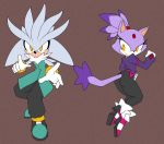 Silver and Blaze +WIP+ by nancher