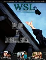 WSL Magazine design 2 by pinktaco713