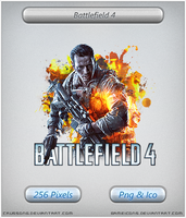 Battlefield 4 - Icon 1 by Crussong