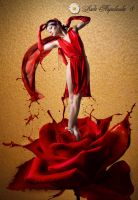 In the rose by Lada-KR