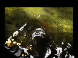 Michael Jackson - Wallpaper by cwiny