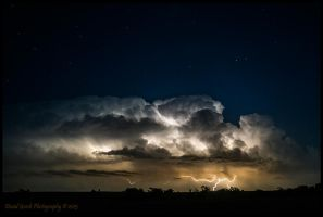 Nebraska Night Light II by AirshowDave