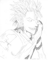 Quick picture of Hiruma by Bakura-lover