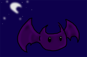 Batty the Flying Mouse by FyreLilly