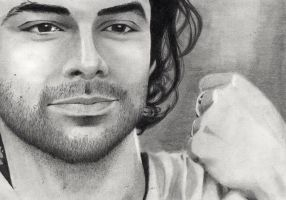 Aidan Turner - (John Mitchell-Being Human) by Mika2882