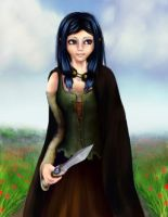 Fiana - The Sparrow flies out by Lupaparva