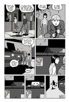 Robot:2047 page two tones by ScottEwen