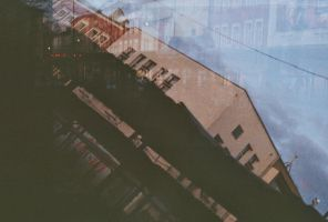 two in one - lomography by violent-stranger